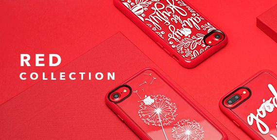 wholesale dealer abfc5 7c8d1 Red iPhone 8 Case Collection – CASETiFY