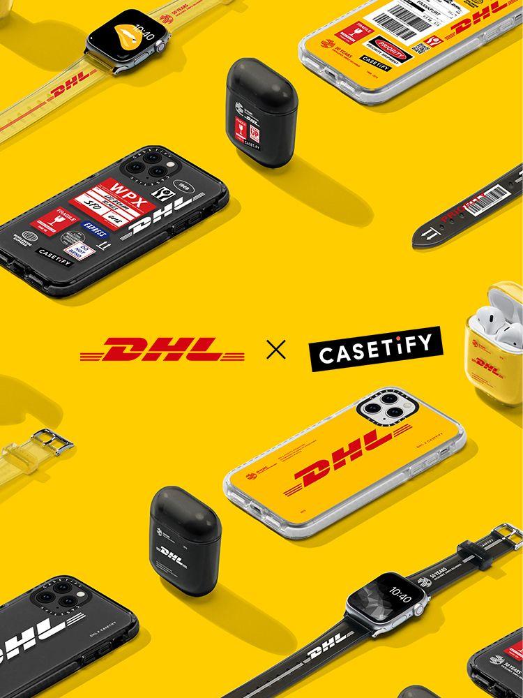 DHL x CASETiFY 2019 – CASETiFY