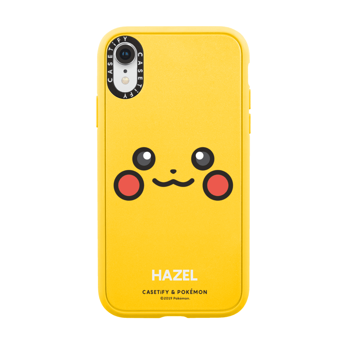 Poke Ball Yellow - Airpods Case - CASETiFY
