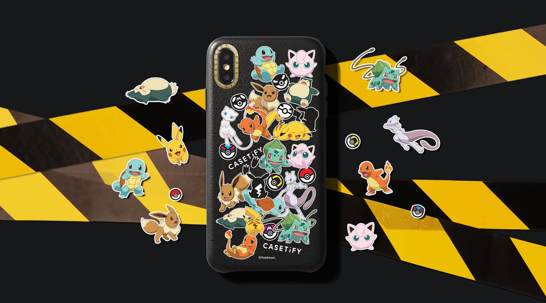 Pokemon casetify limited edition case