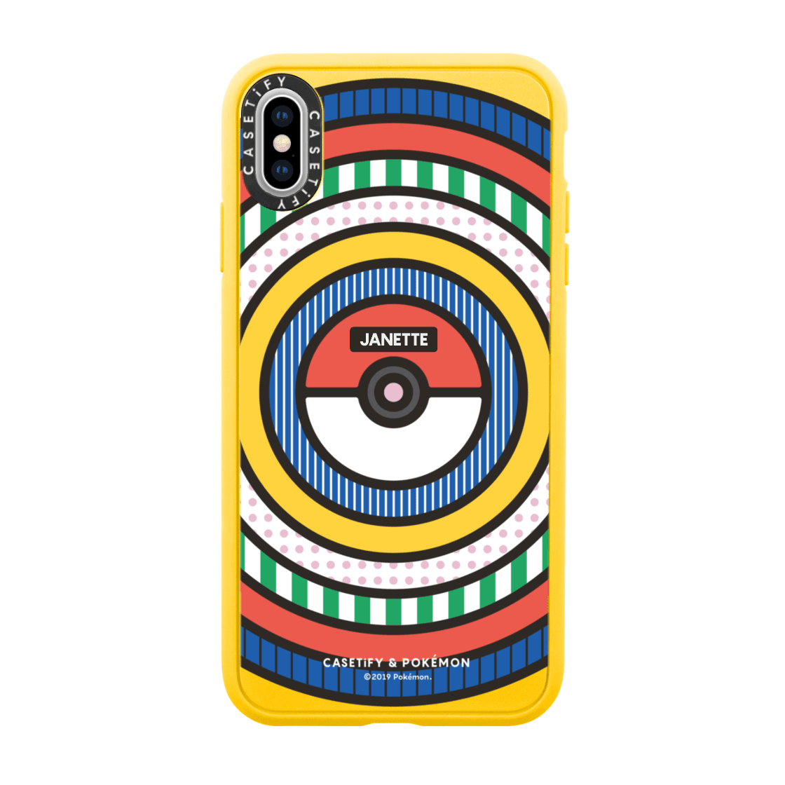 Casetify Pokémon The Icons By Craig Karl Casetify