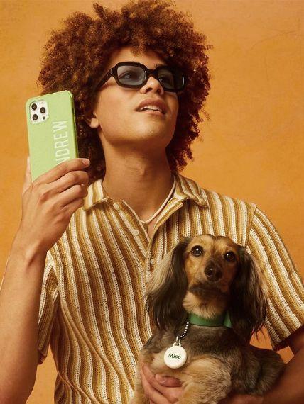 Boy Case Dog Tag