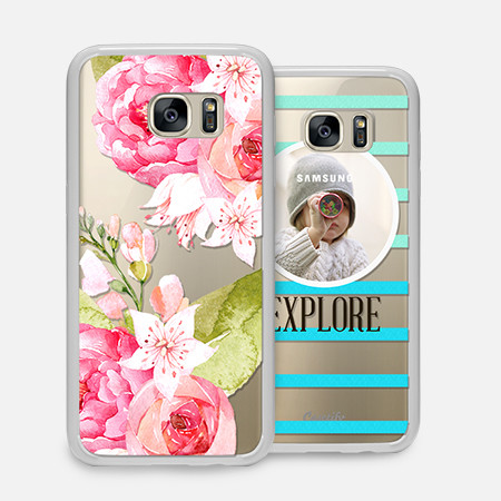 Customized Samsung Galaxy S7 Edge cases on Casetify.