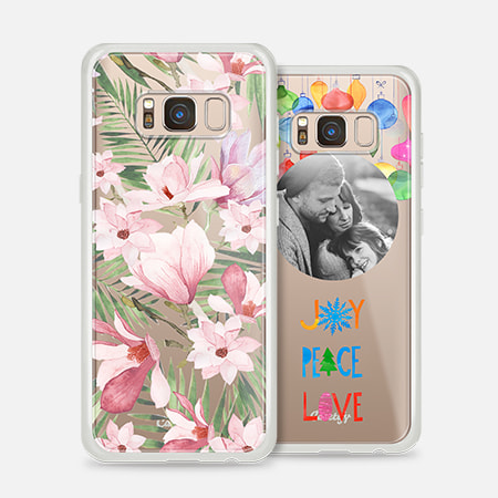 Customized Samsung Galaxy S8 cases on Casetify.