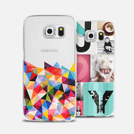 Customized Samsung Galaxy S6 Edge cases on Casetify.