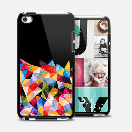 Customized iPod Touch 4 cases on Casetify.