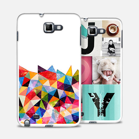 Customized Samsung Galaxy Note cases on Casetify.