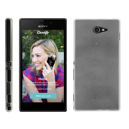 Customize your own Xperia M2 cases on Casetify.