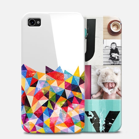 Customized iPhone 4/4S cases on Casetify.