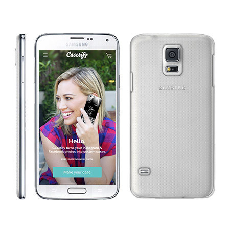 Customise your own Galaxy S5 cases on Casetify.