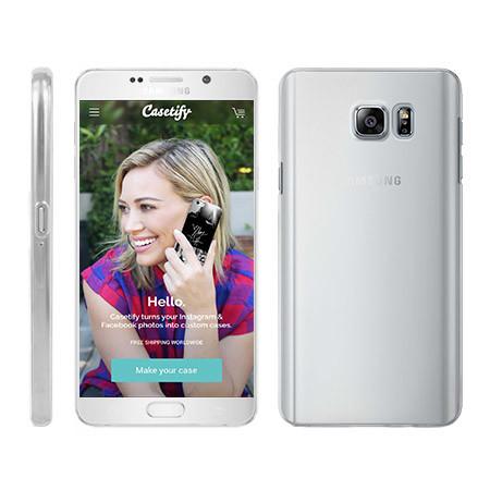 在 Casetify 自製您的 Galaxy Note 5 機殼。