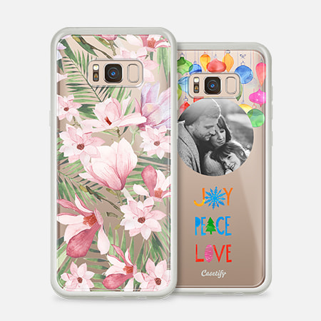 Customized Samsung Galaxy S8+ cases on Casetify.