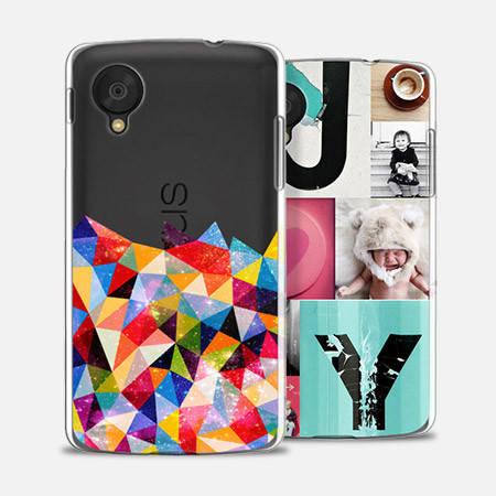 Customized Nexus 5 cases on Casetify.