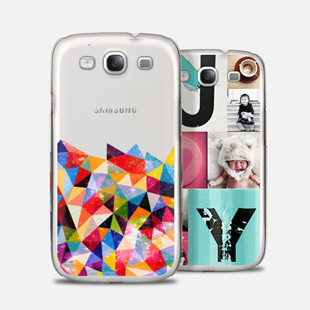 Customized Samsung Galaxy S III cases on Casetify.