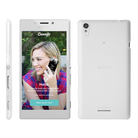 Customize your own Xperia T3 cases on Casetify.
